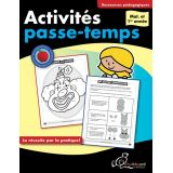 Activities Passe-Temps G.K-1 Time Filler