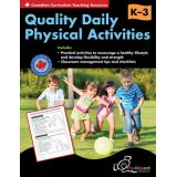Quality Daily Physical Activities K-3