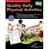 Quality Daily Physical Activities 4-6