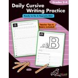Daily Cursive Writing Practice Gr. 2-4