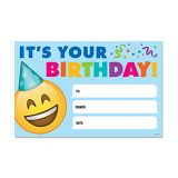 Emoji Fun Happy Birthday Award