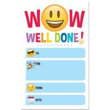 Fun Emoji Well Done! Awards