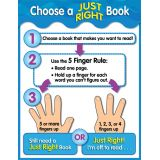 Ready, Set, Read Charts - Choose A Just Right Back