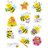 Bee Rewarded Stickers (60/pk)