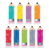 Upcycle Style Pencils 6 Designer Cut-Outs
