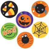 Halloween Hot Spot Stickers