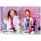 Experiment, Fail, Learn and Repeat