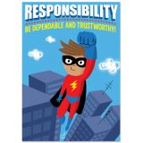 Responsibility - Inspire U Poster