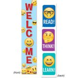 Emoji Fun Banner (2-sided)