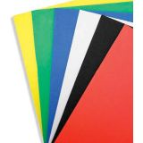 Foam Sheets (9x12) - Assorted Colours (10/pk)
