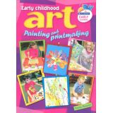 Early Childhood Art - Paint and Printmaking