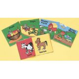Cloth Books Set of 4