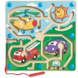 Mighty Motors Magnetic Marble Maze