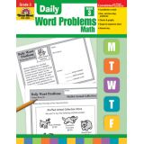 Daily Word Problems - Grade 3