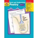 Read & Understand Poetry, Gr.3-4