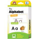 Learning Flashcards - The Alphabet (Ages 4 and up)