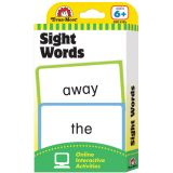 Learning Flashcards - Sight Words (Ages 5 and up)