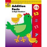 Addition Facts: 2 Digit Numbers