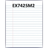 Junior Exercise Books - 7x9 (Ruling over 7 side, 40 pages, 25/pk)