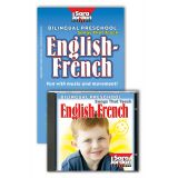 Bilingual Preschool - English-French