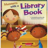 Best Behaviour Books Series - Manners with a Library Book