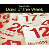 Measuring Time Series - Days of the Week