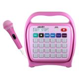 Jukebox CD Player/Karaoke pink