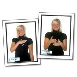 Sign Language in the Early Childhood Classroom Learning Cards