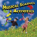 Fitness CDs - Musical Scarves & Activities