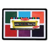 Jumbo Multi-Colour Stamp Pad