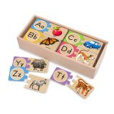 Self-Correcting Letter Puzzle