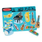Sound Puzzles - Musical Instruments