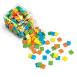 Brights! Colour Tiles 400 (Pieces)