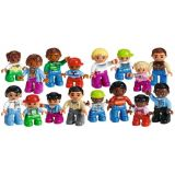 Duplo World People Set 16 Pieces