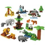 Duplo Wild Animals Set