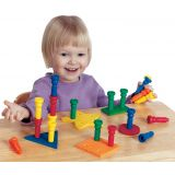 Smart Shapes & Stacking Pegs