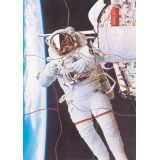 Community Helper and Career Puzzles - Astronaut