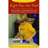Right from the Start: Behavioural Intervention for Young Children with Autism