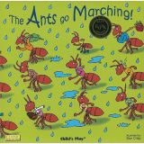Book and CD- Ants Go Marching