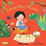 Little Miss Muffet - Books With Holes