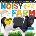My First Touch and Feel Sound Book Series
