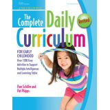 Complete Daily Curriculum for Early Childhood