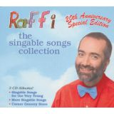 Raffi CDs - The Singable Songs Collection - 3 CD Set