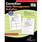 Canadian Data Management Activities Grades 4-6