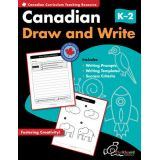 Canadian Draw And Write K-2