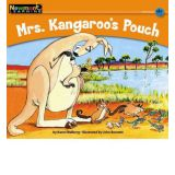 Fiction Rising Readers- Level D:Mrs. Kangaroo's Pouch