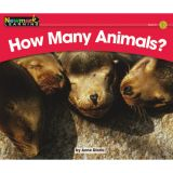 Math Rising Readers - Level B - How Many Animals?