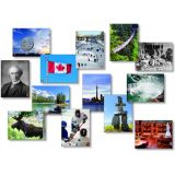 Historical Canada Cards