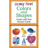 Touch and Feel Cards - Colours and Shapes