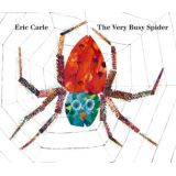 Eric Carle Library - The Very Busy Spider
